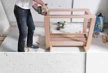 simple furniture DIY