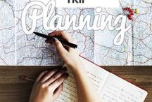 Trip planning & travel advice / trip planning, travel advice, preparing to travel, trip advice, trip plan, travel outline, planning a trip, journey advice