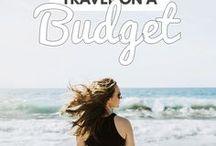 Travel on a budget / budget travel, travel on a budget, cheap travel, travel advice