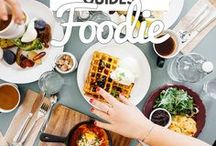 Foodie guides for Europe / foodie guides, food and drink, food guides in europe, europe food guides