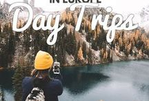 Europe day trips / Day trips in Europe and across Europe