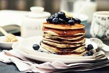 SWEET   pancakes/crepes /