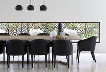 INTERIOR   dining areas