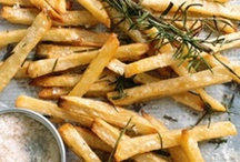 SAVOURY   french fries