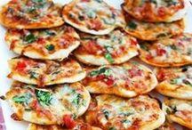 SAVOURY   pizza