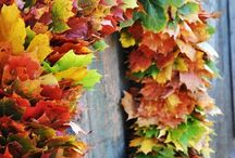 Fascinating Fall / Fall decoration and Thanksgiving