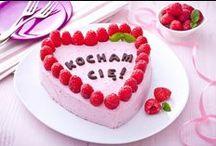 Inspiracje na Walentynki / Inspiracje wypieków dla zakochanych :-)