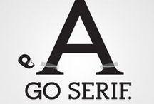 Typography - Serif