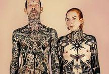tattoo / tattoo & body art