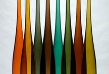 glass /  ><  pots & bottles  >< 