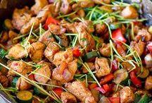 Paleo - dinner recepten / Healthy Paleo dinner recepten