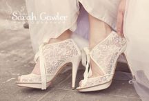 Bridal and Wedding Party Shoes / A collection of gorgeous bridal shoes and shoes for your wedding party