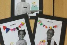 Onderwijs: Verjaardagskalender
