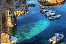 Rincones de Europa / Descubrir las ciudades desde otra perspectiva, pequeños lugares con encanto, monumentos...