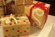 Envolver regalos / by Pilar Martinez