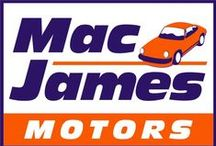 Mac James Motors North Edmonton / No credit? Bad credit? Interest rates from 8.9% and ZERO DOWN!  14444 Mark Messier Trail, Edmonton, AB. 780-477-7722 http://www.macjames.ca/
