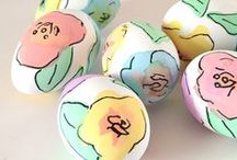 Easter / All things Easter! Crafts, home decoration ideas, baking suggestions, gift ideas and more