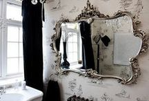 Antique-inspired Mirrors | Shine Mirrors Australia / A collection of hard-to-find antique-inspired wall mirrors | Shine Mirrors Australia