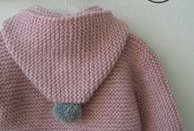 Kniting: Baby / Tricot and co
