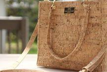 Bags / 100% Vegan and Sustainable Cork Handbags