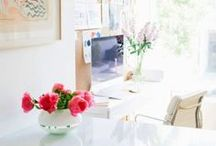 Offices / by jacquelyn | lark & linen