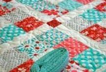 Quilts & Stitches / by Robin Brooksby
