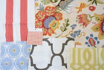 Fabric & Textiles / Beautiful, fun, creative fabrics just begging for the right project