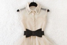 Cute Clothes.  / Lovely Clothing.  / by Brenna Rose
