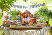 Fourth of July Party / by Hannah Lee