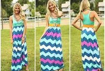 My Style-Dresses / by Hannah Lee