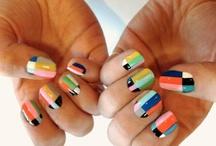 Fancy Nails / by Katrin Boeke-Purkis