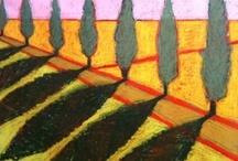 Art-Land & Waterscapes / by Nancy Redfield