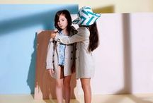 KIDS FASHION FOR GIRLS SPRING-SUMMER / by Reichel Moreno