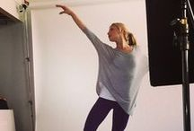 Behind the Scenes / by BEYOND YOGA