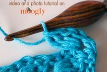 Crochet Stitches / by Snappy Tots and More