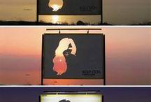 reclame, krant of posters