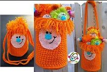 Snappy Peeps / Pin projects made from Snappy Tots' patterns, plus FREE crochet & knitting projects. No self advertising or inappropriate links. Please only post each link once. Some might pin the same links because we tend to love similar things. Multiple postings might be deleted. If guidelines aren't followed you might be removed from the board without notice.  I am not currently adding people to this board.