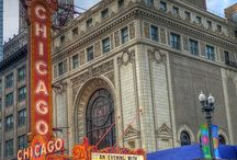 Locations: Chicago / Research used for my novels.