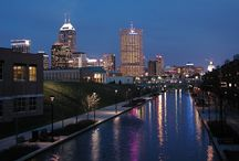 Locations: Indianapolis / Research used for my novels.