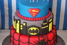 Super Hero Party / by Hannah Lee