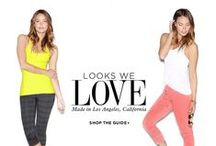 TREND GUIDE: LOOKS WE LOVE / by BEYOND YOGA