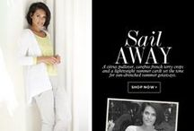TREND GUIDE: SAIL AWAY / by BEYOND YOGA