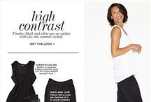 TREND GUIDE: HIGH CONTRAST / by BEYOND YOGA