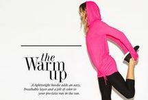 TREND GUIDE: THE WARM UP / by BEYOND YOGA