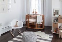 Project // Nursery Inspiration / Room inspiration for Baby #1
