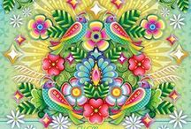 Illustration / Beautiful, whimsical illustrations...