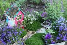 Fairy Garden / Because every imaginative little girl deserves her own Secret Garden