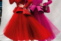 Color: Pink & Red