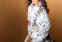 PT Cat Lynx Fur Garments / Cat Lynx Fur Garments by PT- Artisti Elena furs