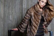PT Sable Fur Garments / Sable Fur Garments by PT- Artisti Elena furs
